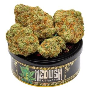 Jack Herer Tuna Can Medusa Extracts
